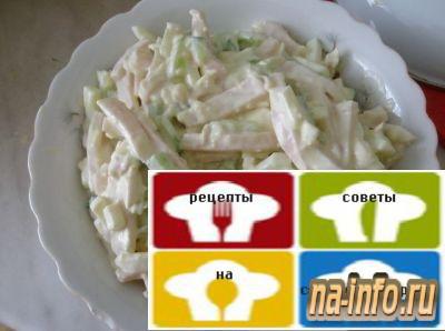 Рецепт салата цезарь с тунцом пошагово с