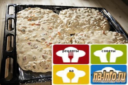 Нуга рецепт с пошаговым фото