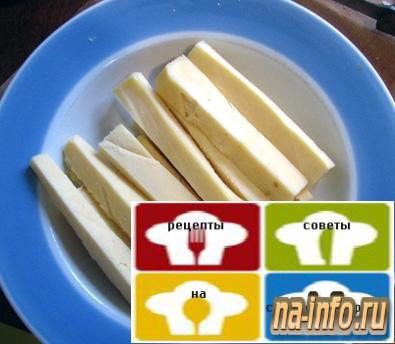 Сыр к пиву рецепт с фото