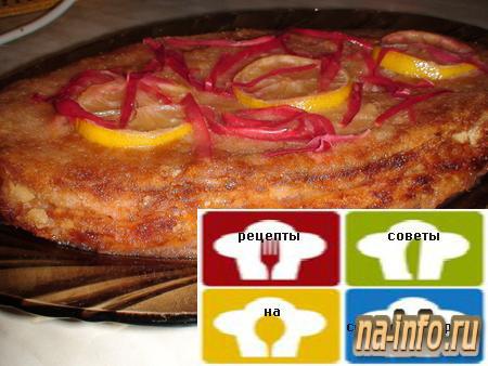 Заварные блины на кефире с яблочным соком – кулинарный рецепт