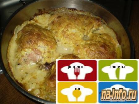 Подлива из курицы рецепт с майонезом и