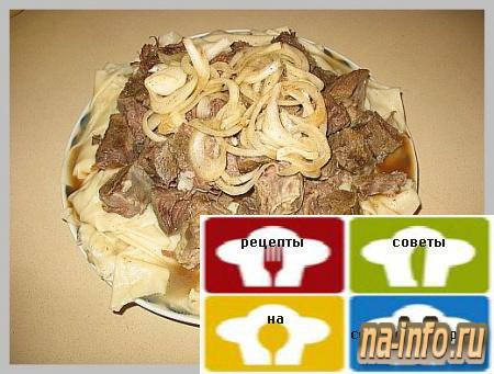 Рецепты из кониной с пошагово