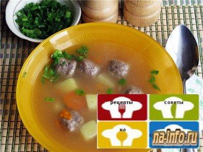 Рецепт суп картофельный мясной